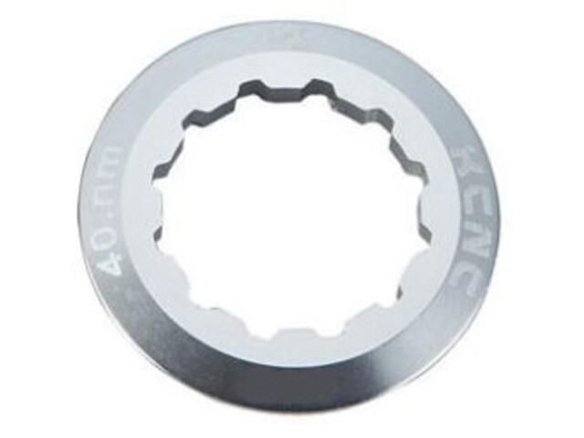 KCNC Shimano Cassette Lockring 10/11/12-speed 12T, silver